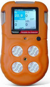 embient air gas detector